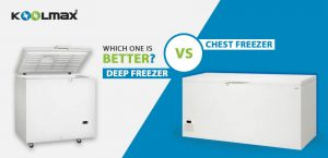 Deep Freezer Vs Chest Freezer – Which one Should You Buy?